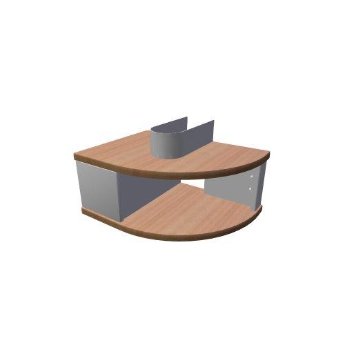 sdu rosa r 560 (ravak / badezimmer-möbel - rosa) - aec-data - 3d, Badezimmer ideen