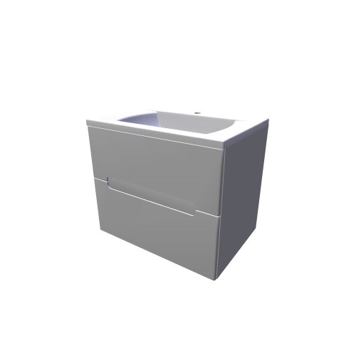 3D Downloaden / Ravak / Badezimmer Möbel   Classic / Sd Classic Ii Asymetric
