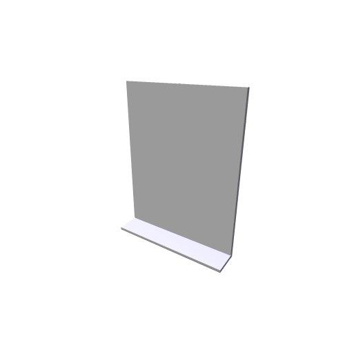 3D Downloaden / Ravak / Badezimmer Möbel   Rosa / Zrcadlo Rosa 60